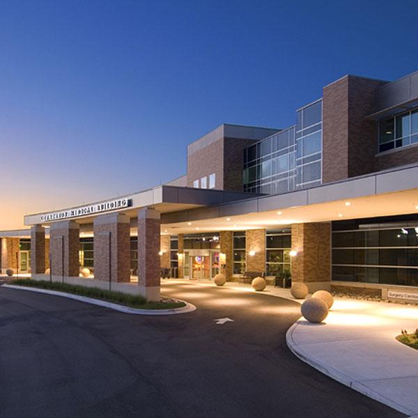 Clarkston Medical Building, Clarkston, Michigan.