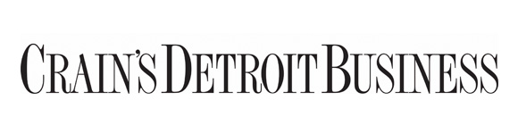 News article in Crain's Detroit Business